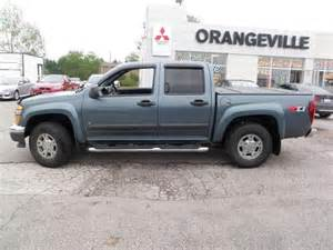 2007 chevrolet colorado lt z71 4x4 caledon ontario used
