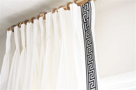pleated curtains diy pinch pleat curtain diy curtain menzilperde net