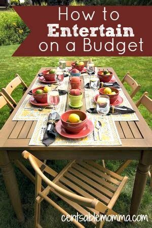 how to entertain how to entertain on a budget budgeting check and frugal