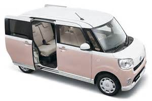 Daihatsu Hong Kong Daihatsu Move Canbus Has A Specific Demographic In Mind