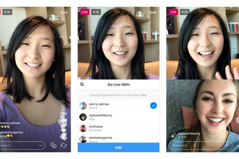 design and live instagram instagram tests letting you add a friend to live stream
