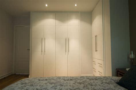 empotrar armario ikea como hacer armario de pladur cheap muebles de pladur with