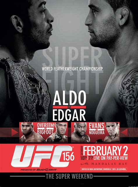 ufc poster template fight mma ufc flyer template graphicriver