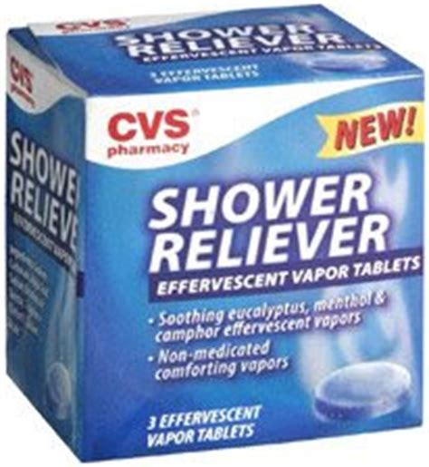 Vicks Shower Soothers by Reviews Opinions Recipes Product Information More By Andrea Cvs Shower Tabs Product Review