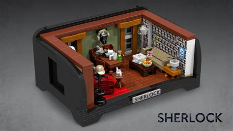 lego ideas sherlock