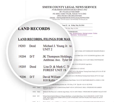 Smith County Tx Court Records Smith County News Service Smith County News