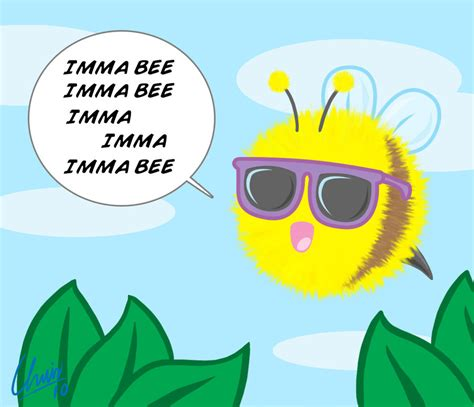 if he a imma imma bee by bluedreamcast on deviantart
