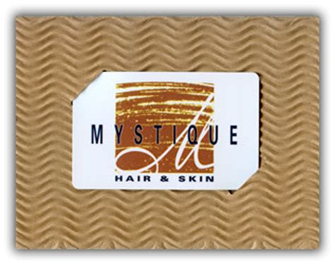 Aveda Salon Gift Card - mystique hair color and aveda skin care specialists gift cards
