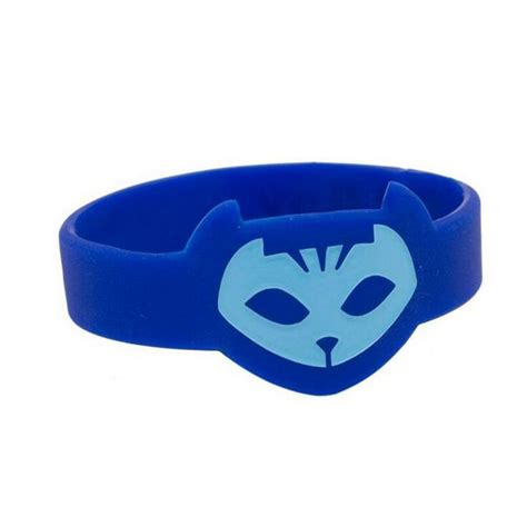 pj masks wrist band catboy gekko owlette playhouse gift ebay