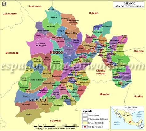 donde impugnar las fotomultas del edomex mapa del estado de mexico mapa de estado de mexico