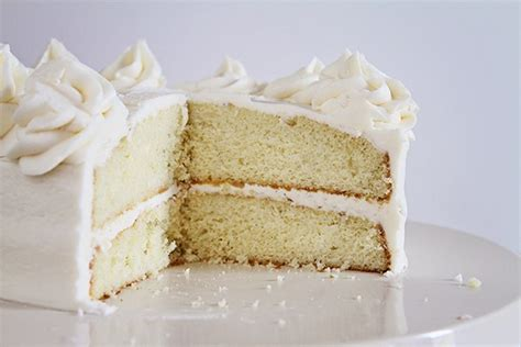 ultimate vanilla cake recipe cupcake project
