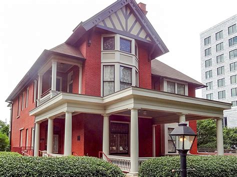 margaret mitchell house literary landmarks inside the homes of famous writers neverstoptraveling