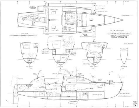 raingutter regatta catamaran dimensions information building trimaran sailboat sailing
