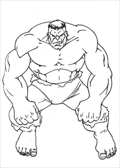 printable heroes giants avengers coloring pages