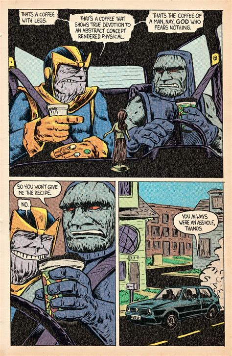darkseid infinity gauntlet what if thanos gain the anti equation and