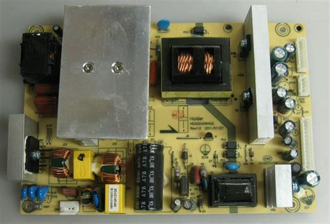 """Westinghouse 46"""" VR-4625 HDAD240W402 V.1 LCD Power Supply ... Westinghouse Tv Parts"""