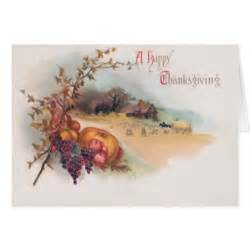 a happy thanksgiving greeting card zazzle