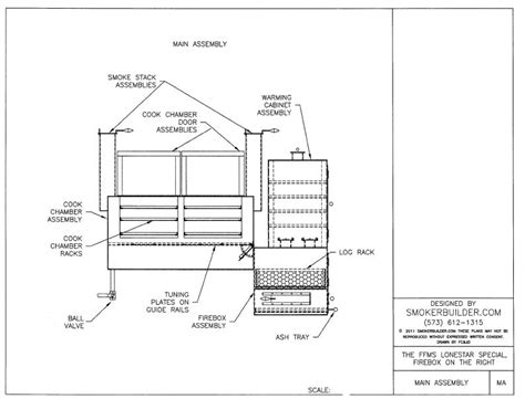 smoke house plans woodwork bbq smoker plans pdf plans