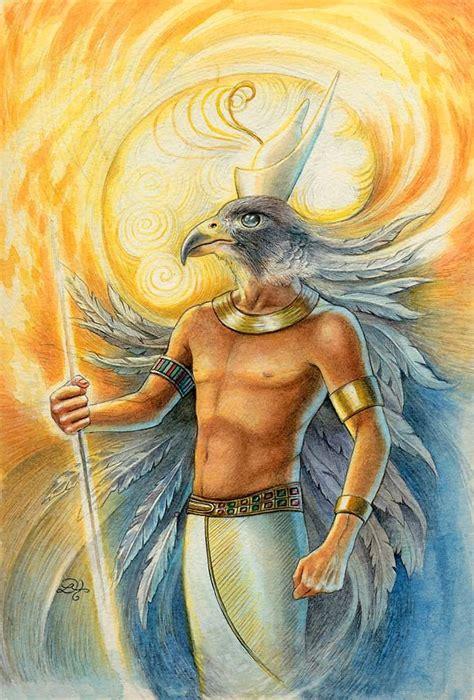 seres mitologicos y de la noche el mundo de la fantasia horus mitologia egipcia dioses egipcios el mundo de
