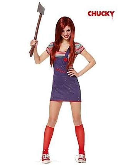 imagenes de disfraces de halloween para jovenes disfraz de chucky mu 241 eco diabolico para adolescentes