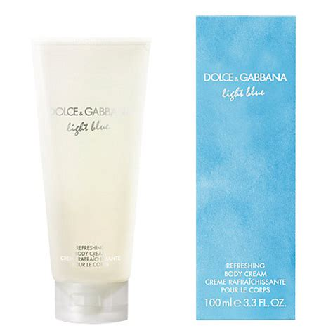 dolce gabbana light blue lotion buy dolce gabbana light blue refreshing body cream