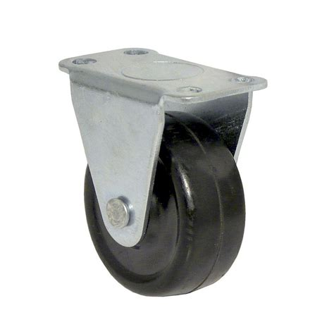 hdx 4 in industrial casters with bumper 4 pack 30260ps