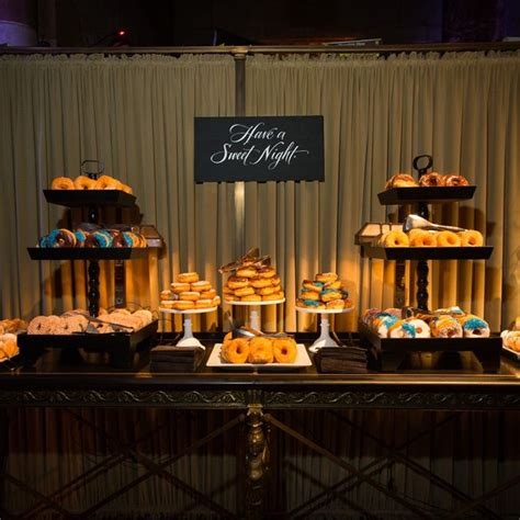 For Bar Buffet 25 Cool And Donut Bar Ideas For Your Wedding Wedding