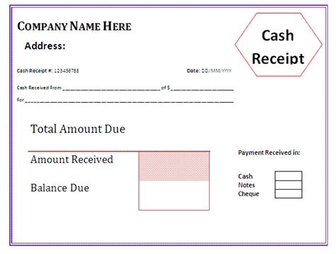 i need a receipt template receipt form a to z free printable sle forms
