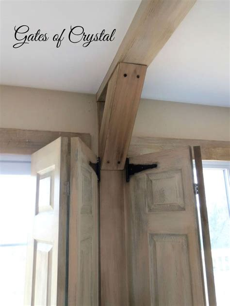 wood ceiling beams faux rustic wood and beams hometalk