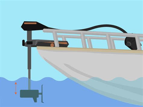 mounting a vessel how to install a trolling motor on a pontoon boat