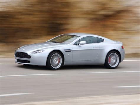 2009 Aston Martin V8 Vantage by 2009 Aston Martin V8 Vantage Information And Photos