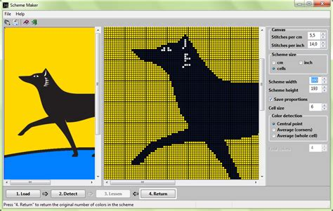 cross stitch pattern maker free download for windows 8 free download tajima ambassador embroidery
