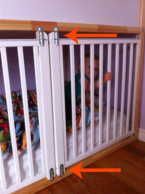 Catching Up With Kristina Diy Crib Bed Hack Adventures Crib Bunk Bed