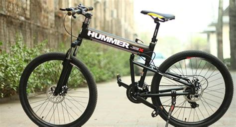26 hummer alloy folding bike foldab end 4 10 2016 4 15 pm