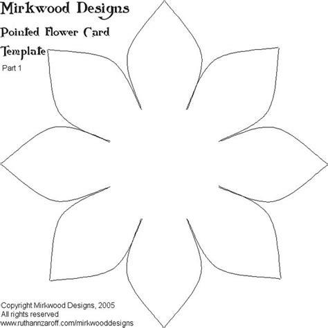 moldes de flores de papel moldes de flores de papel buscar con google flores de