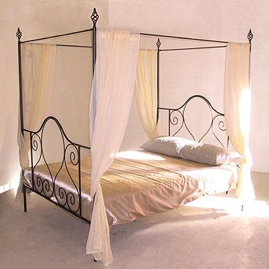 Iron Four Poster Bed Frames Redhouse Bed Frame 77 Four Poster Iron Bedstead