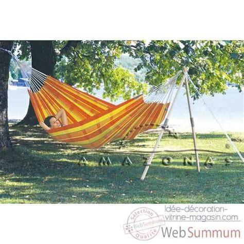 Hamac Adulte by Hamac Barbados Papaya Az 1018200 De Amazonas Dans Hamac