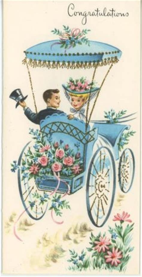 Wedding Congratulations Retro by 274 Best Images About Vintage Greetings 2 On