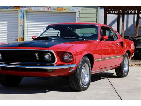 76 mustang for sale 1969 ford mustang mach 1 for sale classiccars cc