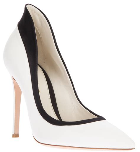 black and white high heels voluptuous black and white heels popfashiontrends