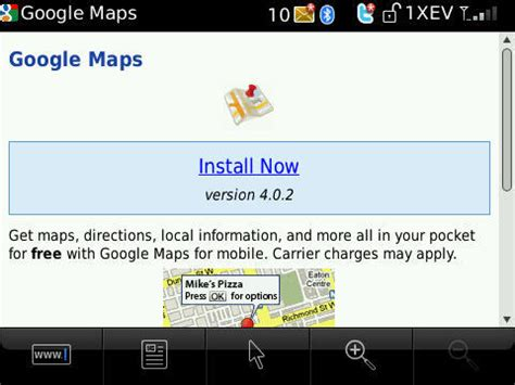 download google maps for blackberry full version blackberry web portal new google maps version