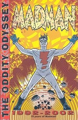 madman chaos 1 volume 1 books madman volume 1 the oddity odyssey by mike allred
