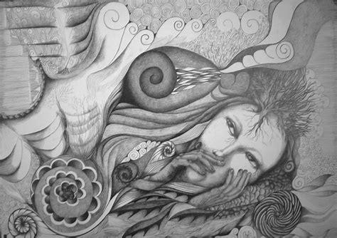 imagenes surrealistas de sueños blanco y negro espiral de sue 241 os mar 237 a rosa lobos montero artelista com