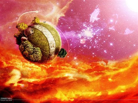 dragon ball z retina wallpaper dragon ball king kai king kais planet gregory