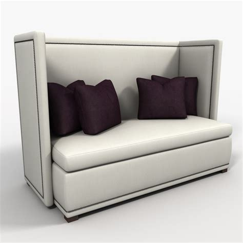 sofa banquette banquette sofa 65 best ottoman images on pinterest