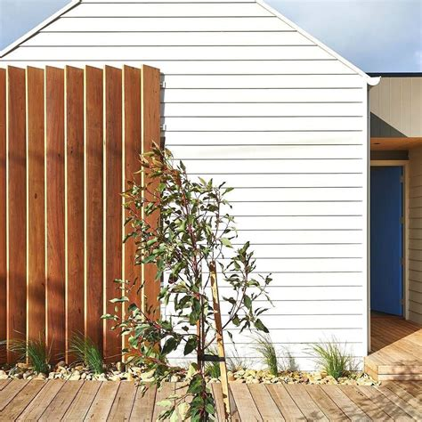Bardage De Facade Maison 3634 by Sometimes The Simplest Things Work The Best This Timber