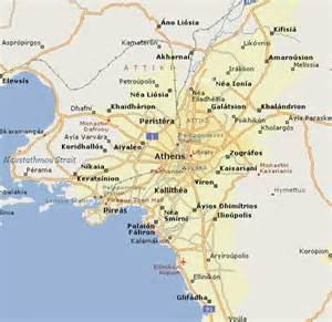 where is athens on map athens map at tobook
