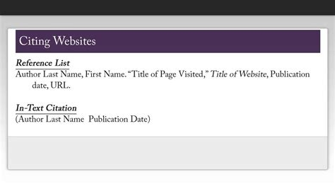 How Do You Cite A Website In An Essay by How To Cite Using Chicago Style 16th Ed Websites