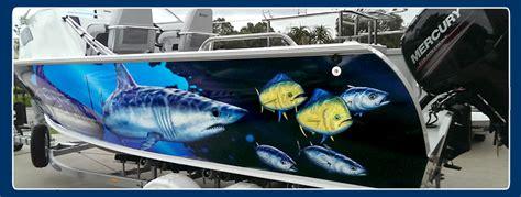 shark fishing boat names david pearce marine art