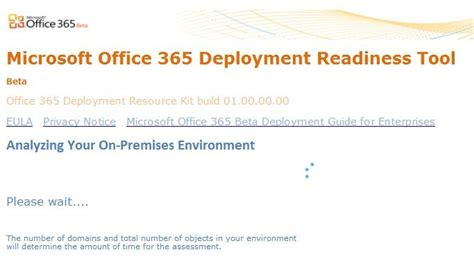 Office 365 Deployment Tool office 365 deployment readiness tool released